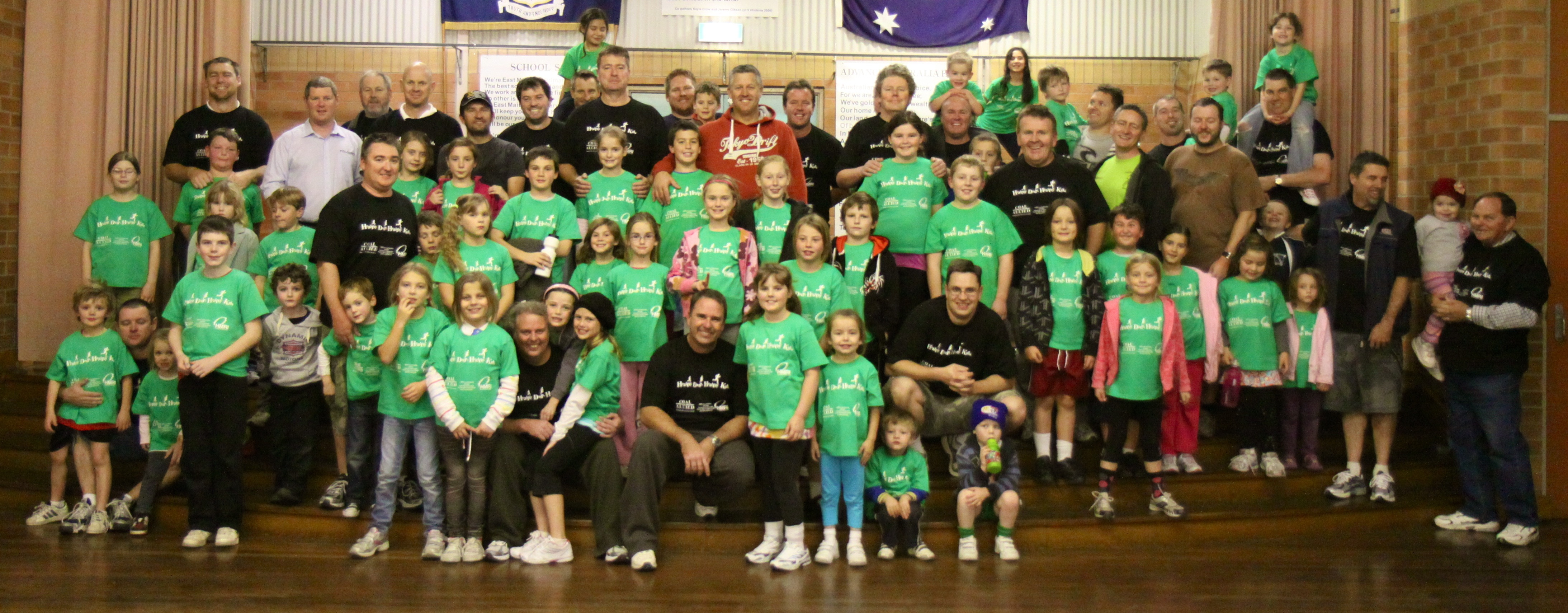 The Healthy Dads, Healthy Kids journey begins in Maitland